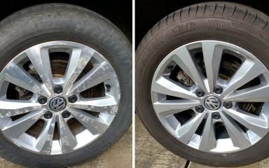 Alloy Wheel Refurb