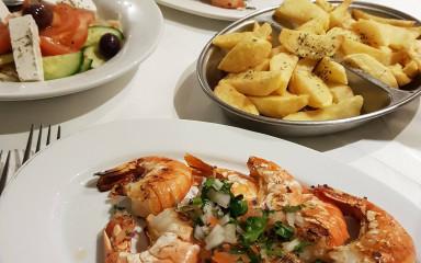 Greek Crete Taverna Main Banquet