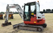 Mini Digger hire from £80 per day! thumb 4