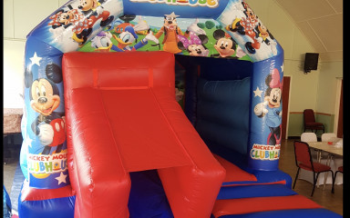 £5 off any bouncy castle