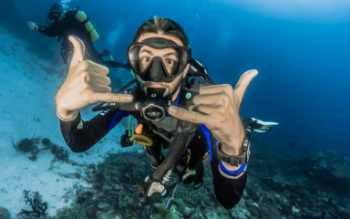 PADI Discover Scuba Diving for Two