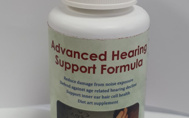 Advanced hearing support formula