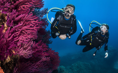 Open Water Diver Premium for Two